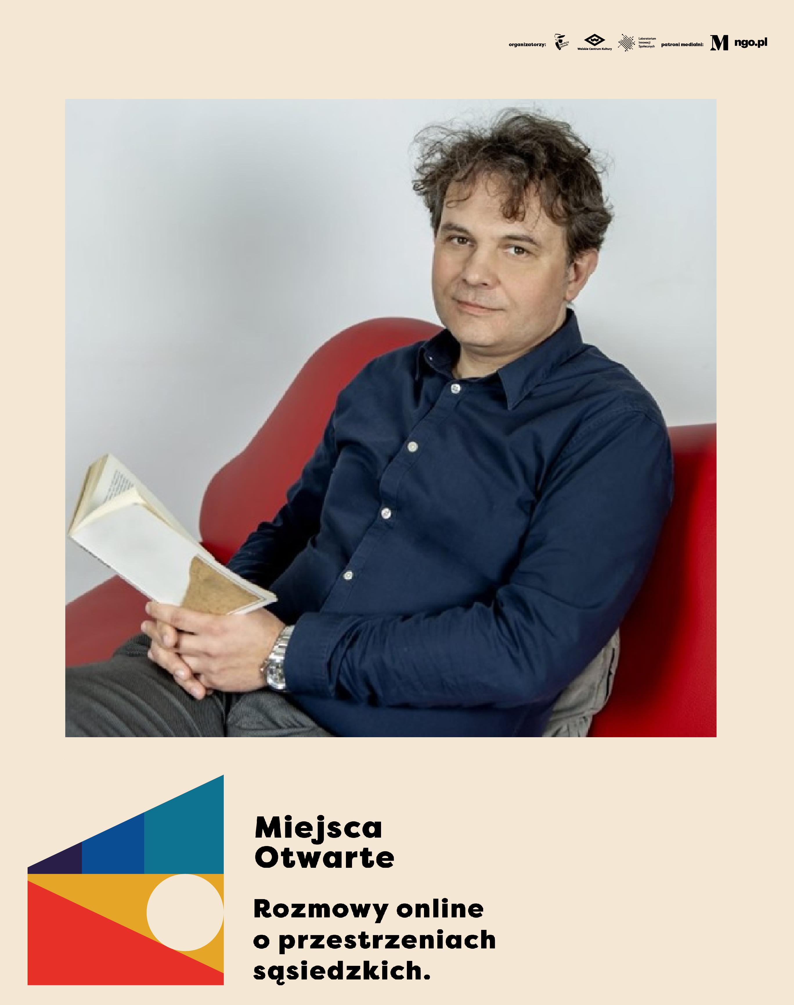 Zdjęcie Krzysztofa Mikołajewskiego