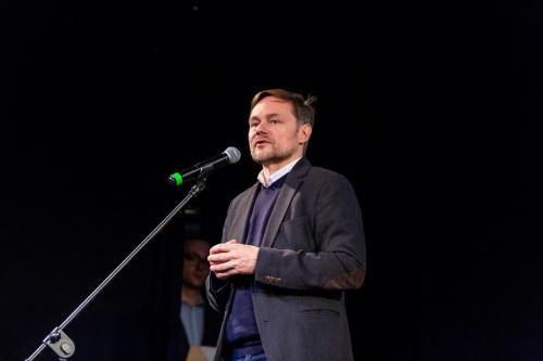 Sekretarz Miasta Stołecznego Warszawy otwiera konferencję przemówieniem
